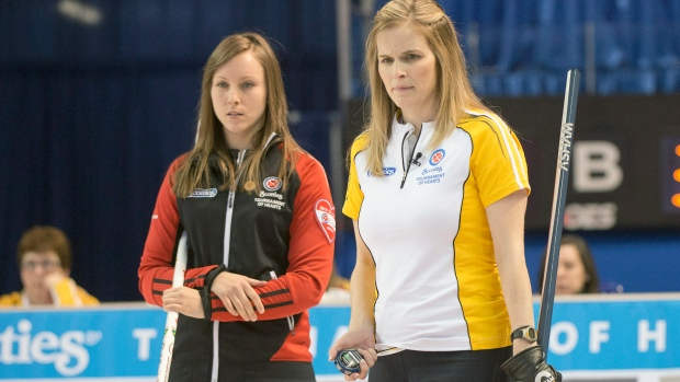 Rachel Homan beats Jennifer Jones at Scotties
