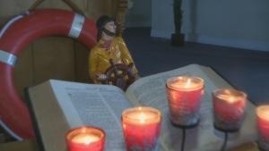 CTV National News: Church service to honour men