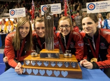 Rachel Homan defeats Jennifer Jones Scotties final