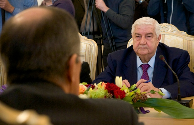 Syria ready for peace talks with opposition