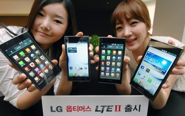 LG aims for 52% growth in smartphone sales