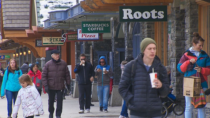The Town of Banff will debate whether to limit the number of chain stores and restaurants that can operate in the community.