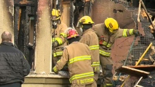 Fire investigators Evergreen