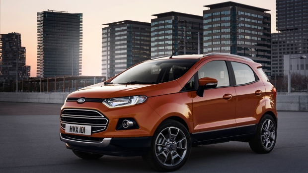 Ford launches EcoSport SUV
