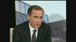 Carney discusses bank reform at Western