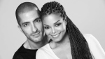 This 2012 publicity photo provided by Guttman Associates shows Janet Jackson with Wissam Al Mana in a portrait taken by photographer Marco Glaviano. (AP Photo/Guttman Associates, Marco Glaviano)