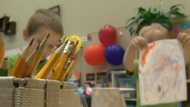 The Manitoba Child Care Association said that at the end of December, more than 9,000 names were registered through the online registry. (file image)