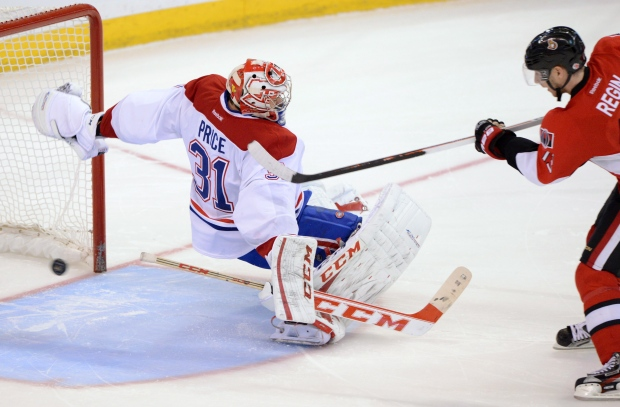 Montreal Canadiens' Carey Price