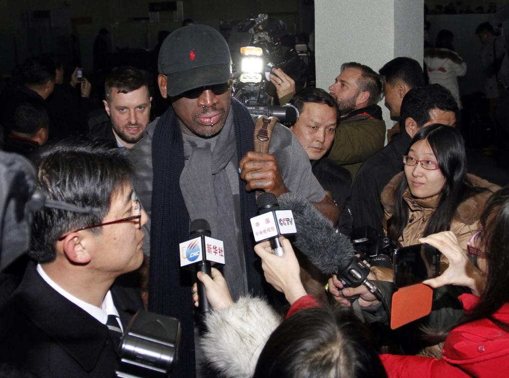 You Have A Friend For Life Rodman Tells Kim Jong Un Ctv News