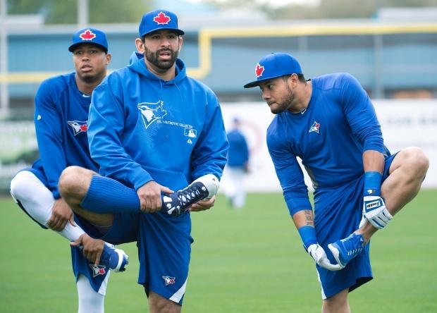 Toronto Blue Jays spring training baseball