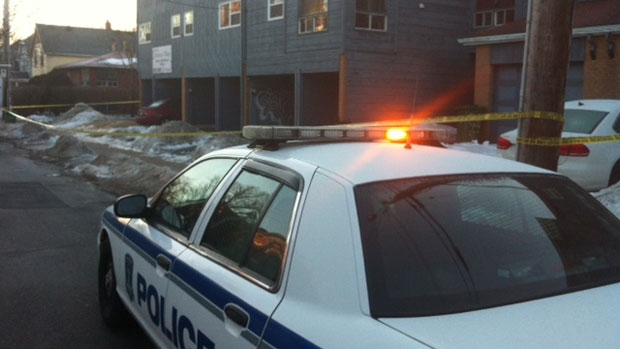Halifax Regional Police are investigating a shooting incident in the 6000 block of Chebucto Road. (CTV Atlantic)