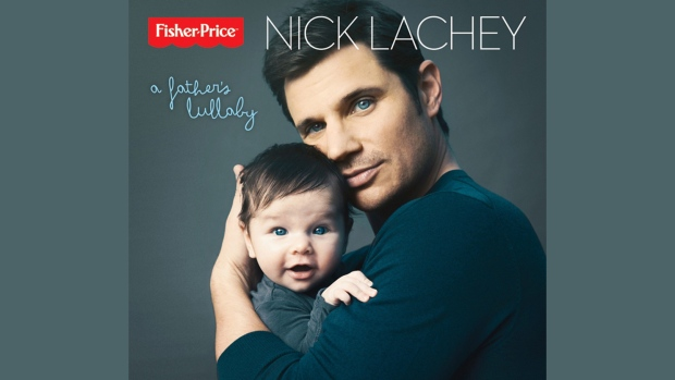 Nick Lachey A Father's Lullaby