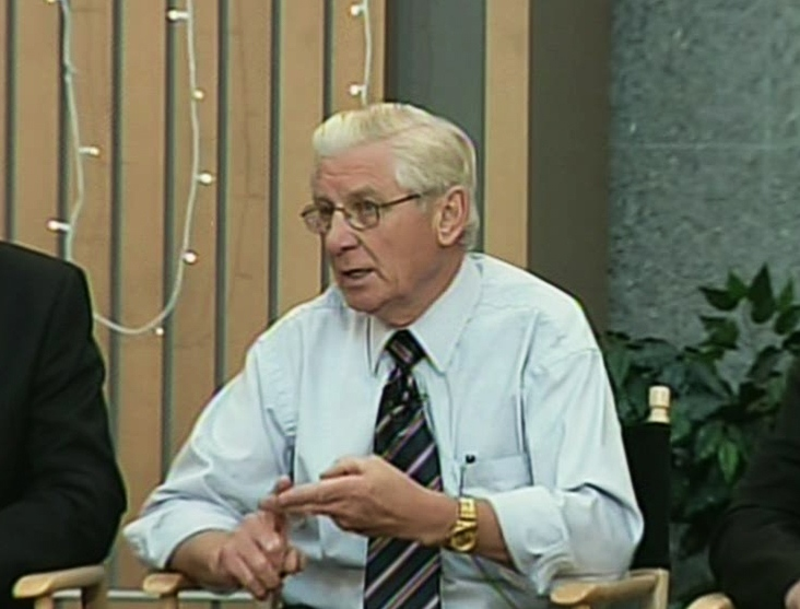 Former Waterloo mayor and Waterloo North MPP Herb Epp is seen in this file photo. (CTV Kitchener)