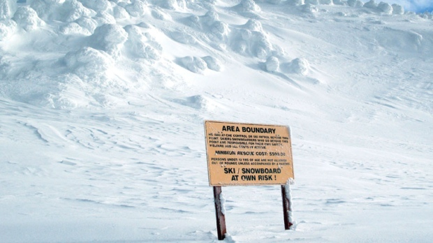 Lost skiers rescued in B.C.