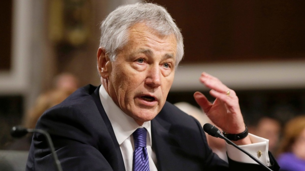 Chuck Hagel named new defense secretary