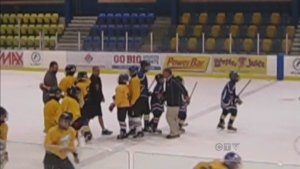 CTV BC: Hockey coach jailed 15 days for tripping