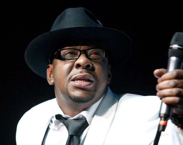 Bobby Brown goes to jail