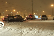 highway 400 snowstorm