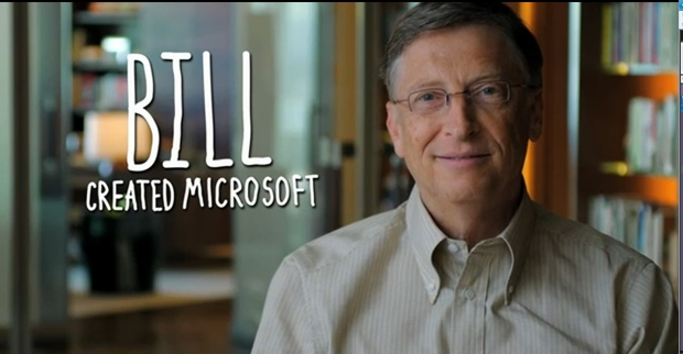 Bill Gates urges kids to learn computer coding