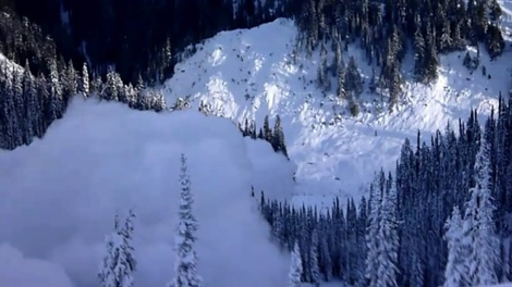 Severe weather and avalanches have closed highways in B.C. (CTV)
