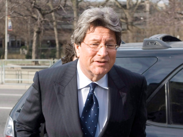 Drabinsky stripped of Order of Canada