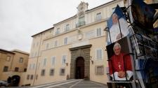 Castel Gandolfo prepares for Benedict's arrival