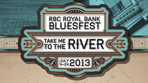 RBC Royal Bank Bluesfest 2013