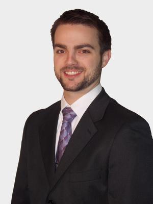 Lincoln Louttit CTV Reporter