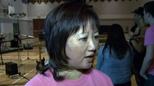 CTV BC: Amanda Todd's mother spreads message