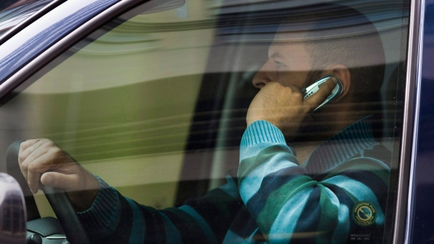 Technology to stop distracted driving