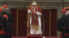 Pope Benedict final words
