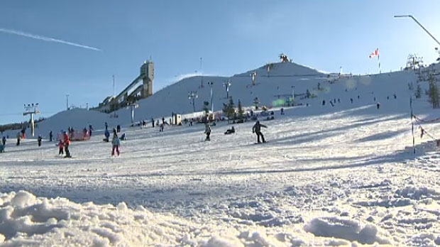 Canada Olympic Park will be unveiling a new $4M expansion that includes a new chairlift, three new runs, and upgrades that make the facility ready for a World Cup race.