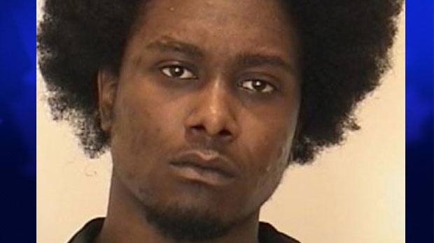 Cassim Celani Cummings, 20, is shown in this undated handout photo provided by the Toronto Police Service.