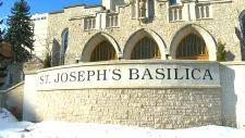 St. Joseph's Basilica, Edmonton