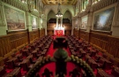 A view of the Senate chamber on Parliament Hill in Ottawa on Jan. 13, 2011. (Sean Kilpatrick / THE CANADIAN PRESS)