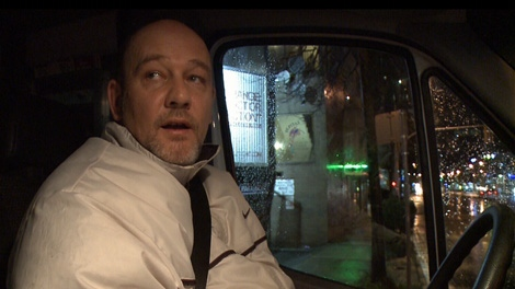 The Union Gospel Mobile Mission van scours Vancouver for the homeless. (CTV)