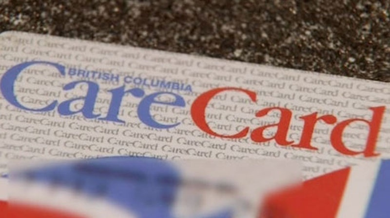 B.C. Care Card