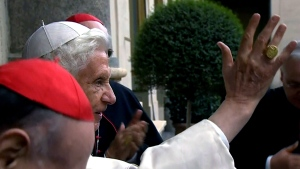 CTV National News: Benedict XVI's retirement