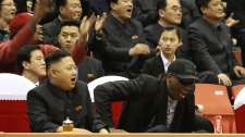 Dennis Rodman: Kim Jong Un wants a call from Obama