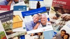 Retirement Pension RSSP Seniors