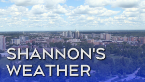 Shannon's Weather
