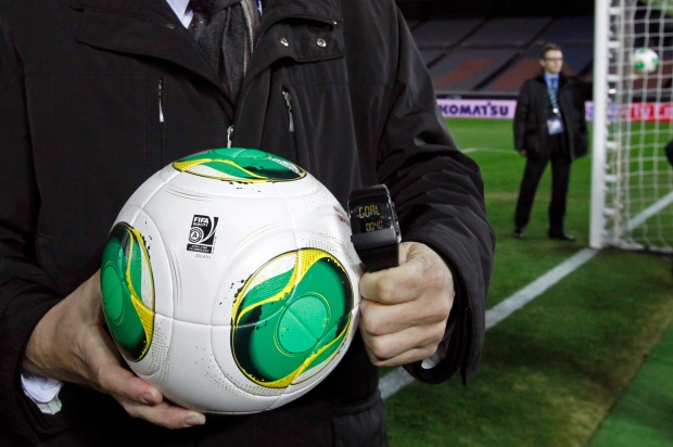 Goal-line monitoring technology, FIFA