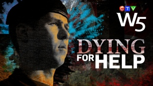 Dying for Help W5 promo