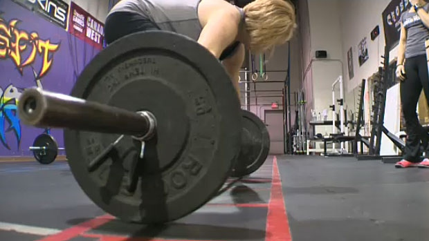 A high-intensity workout called Crossfit is exploding in popularity in the Edmonton area. It's intense, varied, and focuses on building strength and conditioning.