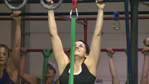 Last year there were about 3,400 international Crossfit affiliates. Now that number has grown to more than 5,000. Local trainers say more and more people are signing up to Crossfit.