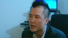Jeremy Yiu was upset after his ID was scanned at a club in southwestern Ontario without his approval.