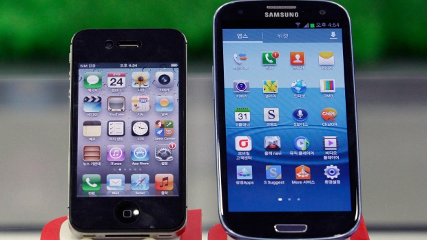 Samsung, Apple patent lawsuit