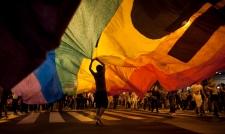 Pride parade (AP Photo/Natacha Pisarenko)