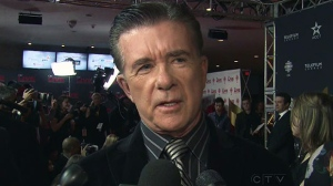CTV Toronto: Scott Lightfoot on the red carpet
