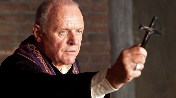 Anthony hopkins is an exorcist to die for in the rite ctv news anthony hopkins in warner bros solutioingenieria Images